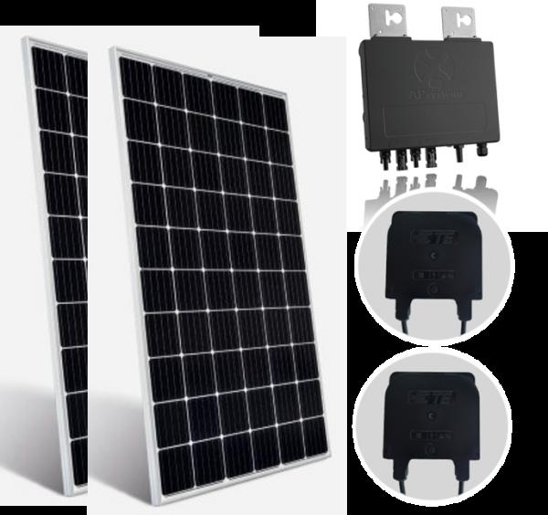 Montagematerial Solar Mini-Kraftwerk