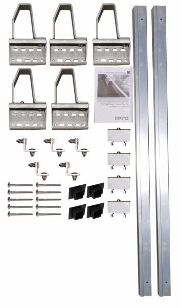 Montagekit für Solar Mini-Kraftwerk 1 Modul